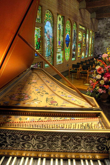 Harpsichord, First Presbyterian Church