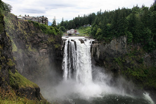 Snoqualmie Falls | by Adventures of KM&G-Morris