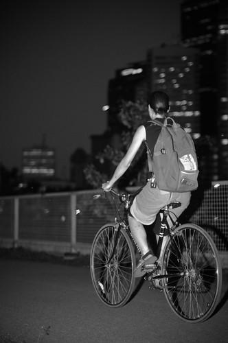 Dreamy Bike Ride - Calgary 2008-06 13   by ItzaFineDay