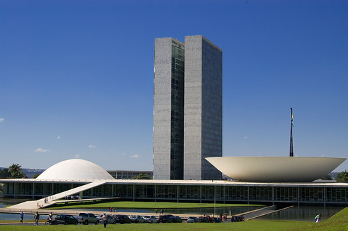 Brasilia - National Congress | by Christoph Diewald