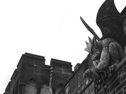 Gargoyle by UrbanPerspectiV
