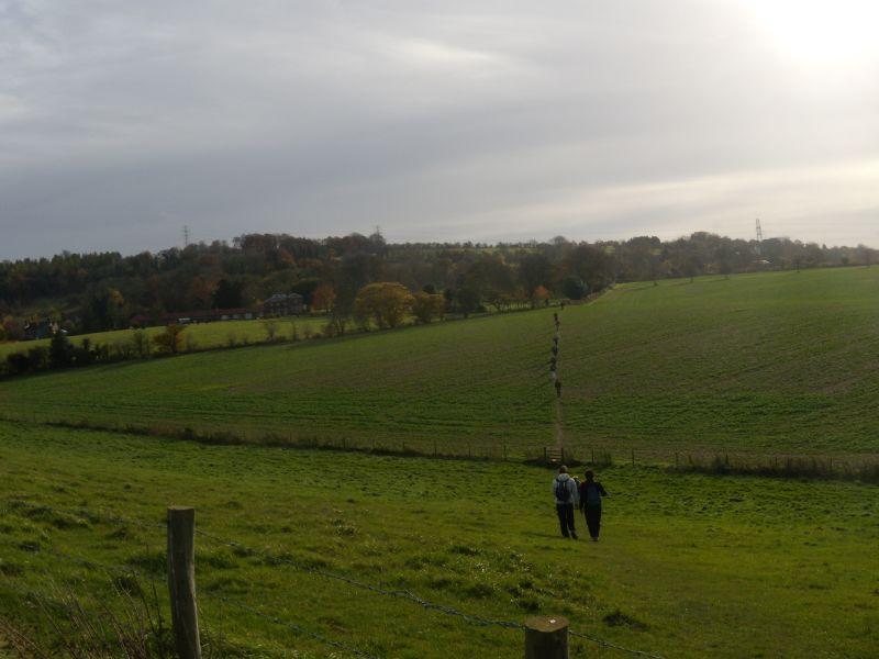 Near the start Princes Risborough to Great Missenden
