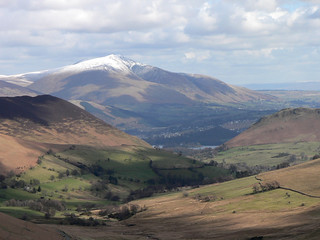 Blencathra at Easter | by mountain wanderer
