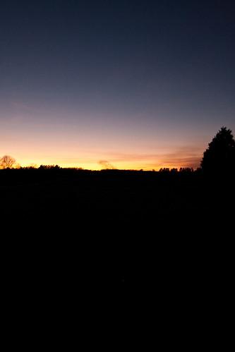 christmas family sunset sky virginia colorful amelia