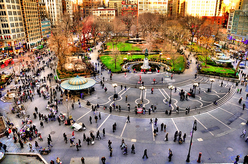 Union Square . . .   by daystar297