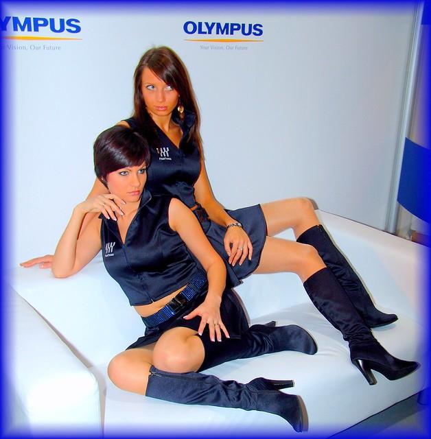 MTF modelki OLYMPUSA