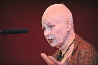 Vivienne Westwood In Conversation With Shami Chakrabarti | by Southbank Centre London