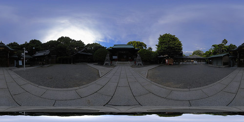 Shiroyama shrine II | by vitroid