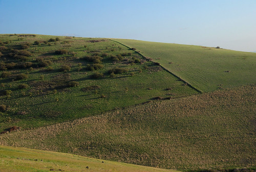 light field oregon fence shadows geometry farm hill bluemountains cabbagehill oldemigrantroad ut2008may