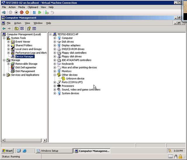 Windows Hyper-V BIOS SCSI IDE HDD 03 | Please refer to TechN… | Flickr