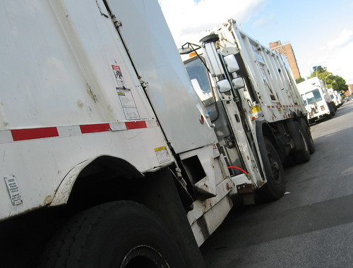 Garbage Trucks | by wka