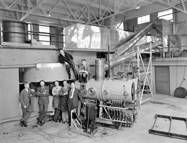 The 60-Inch Cyclotron: Lawrence Grows his Experiments