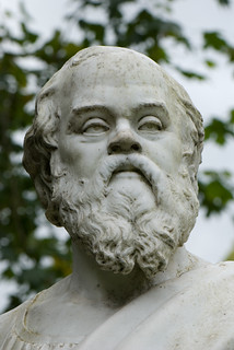 Socrates | by bencrowe