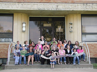 Yarn School Class of Fall 2008