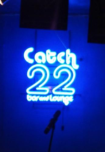 Catch 22, muuito bom!