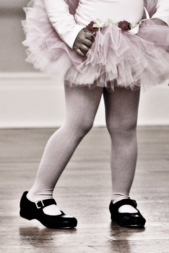 on her toes -- and ours! | by Through Your Eyes