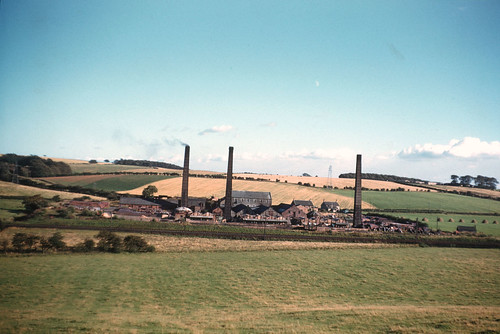 Brickworks, Cumbernauld Station (1957) | by The Douglas Campbell Show