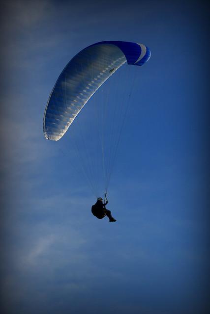 Paraglider Blues