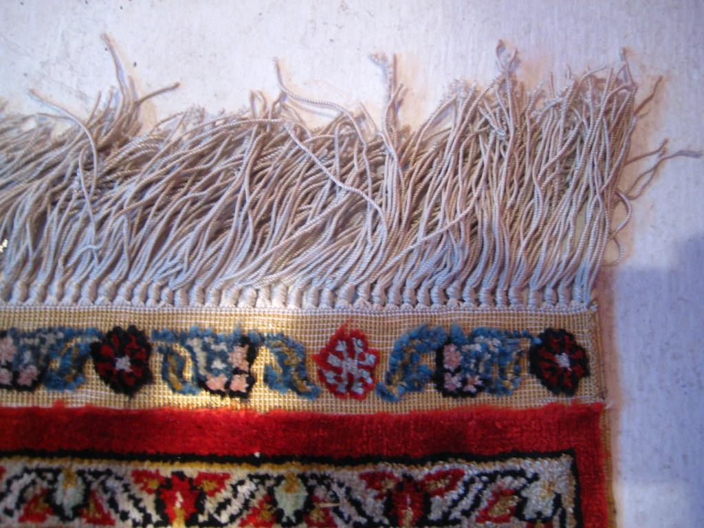 Silk Asian Rug