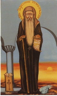 Saint Arsenius the Great | by mfcopt