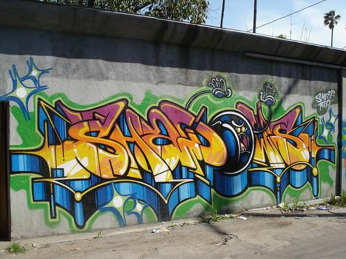 Shadows Rime MSK AWR 7thLetter LosAngeles Graffiti Art | by anarchosyn