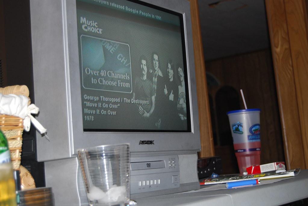 music tv channels | Ryan Gribbin | Flickr