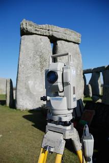Survey at Stonehenge | by paul cripps