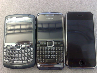 BB Curve, E71 and iPhone | by atmasphere