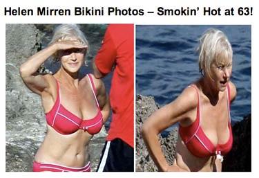 helen murin bikini