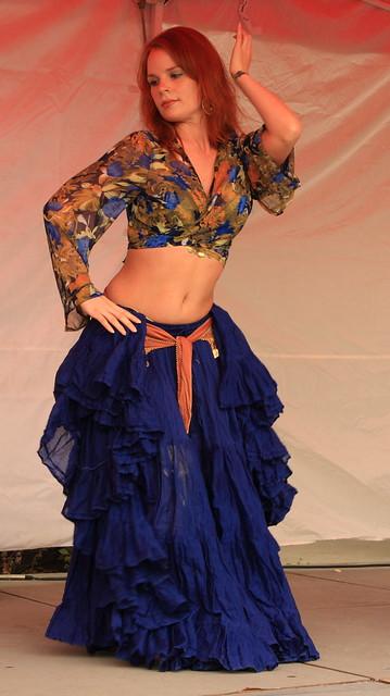 Jennifer, a lovely dancer