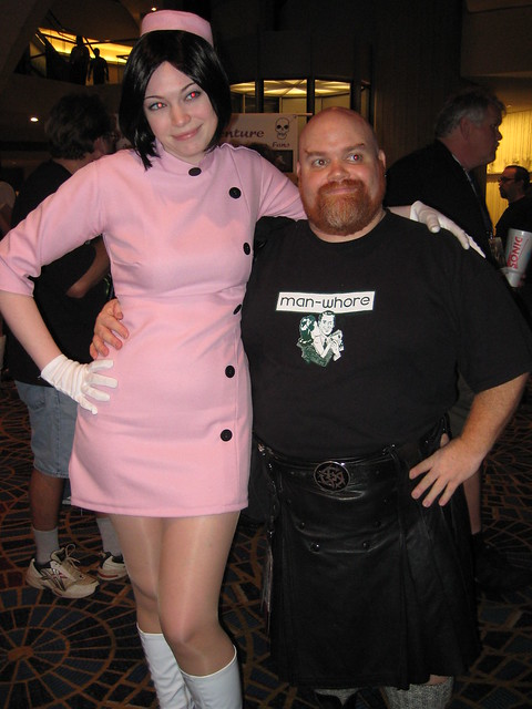 Dr. Girlfriend and Photognome