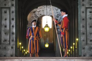 Vatican Guards | by Scott Ableman