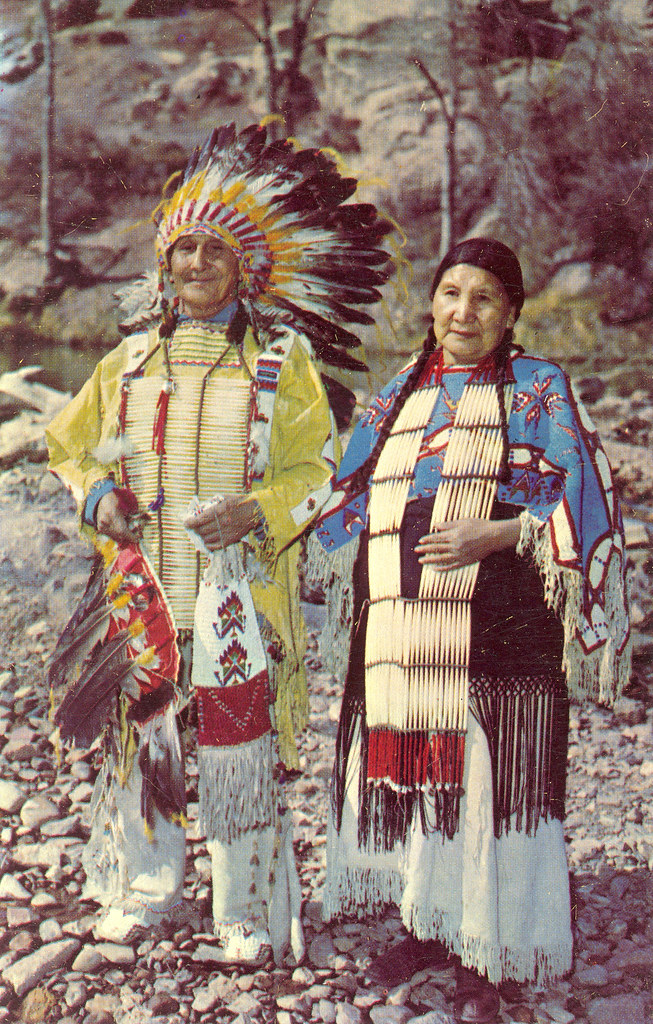 The Dakota or Sioux Indians | The early inhabitants of the D