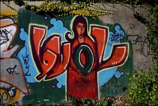 street art - graffiti | by uliv (Eduardo)