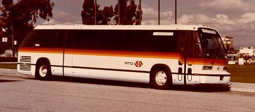 Demonstrator RTS Bus