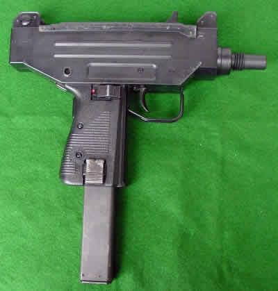 Mini Uzi Uzi 9mm Paul Hunter Flickr