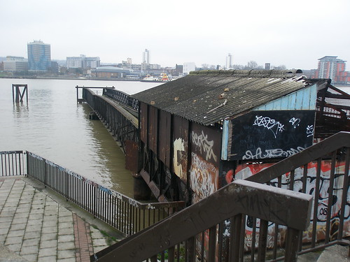 North Woolwich Pier | by kazg5