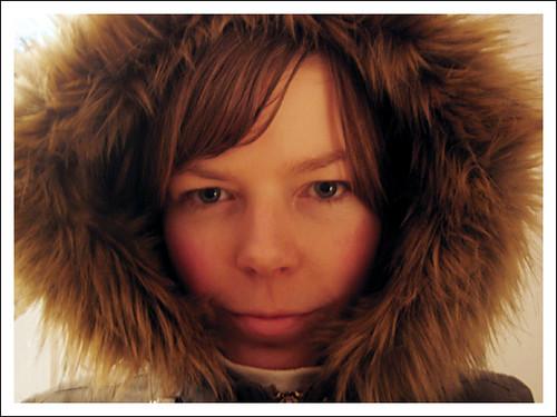 Eskimo-girl