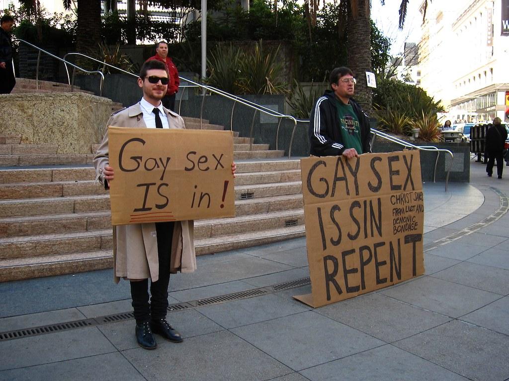 Gay Sex IS in!
