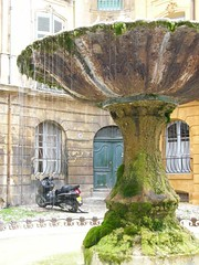 Fontaine, Aix-en-Provence   by JMWriter
