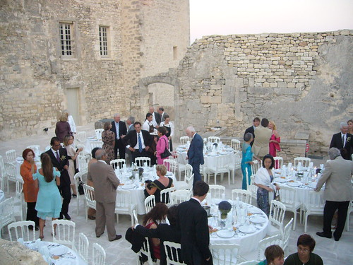 Wedding Reception in Lacoste, France | by Philip Larson
