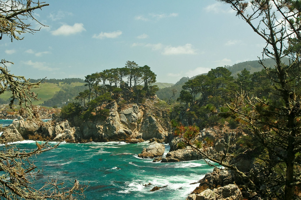 guia de viaje california