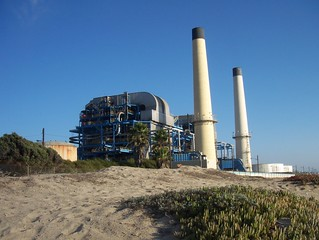 Scattergood Power Plant in El Segundo | by www.CuteOtters.com