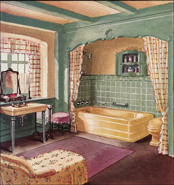 1930 Crane Bathroom