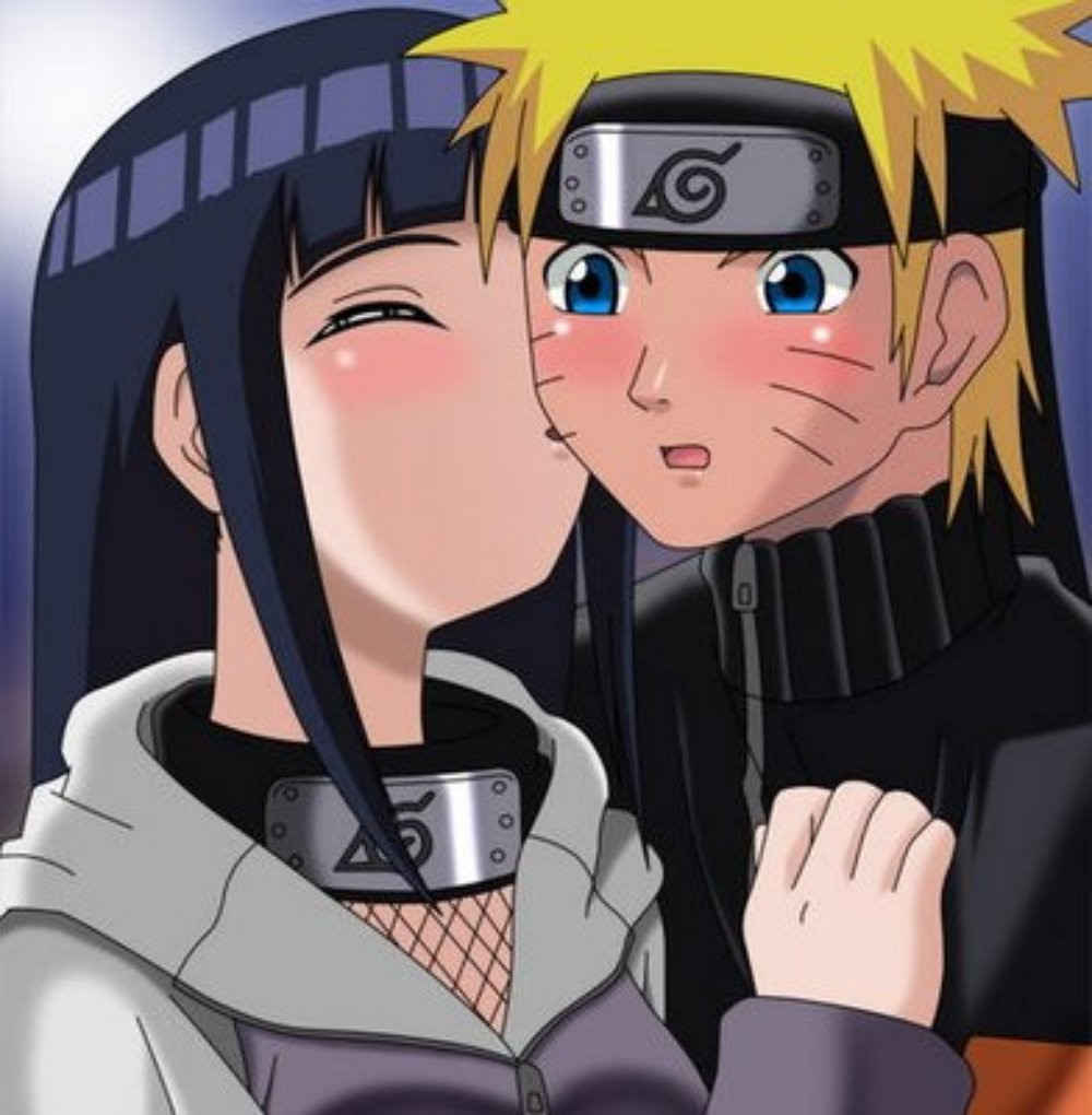 Kissing hinata naruto and Which Episode