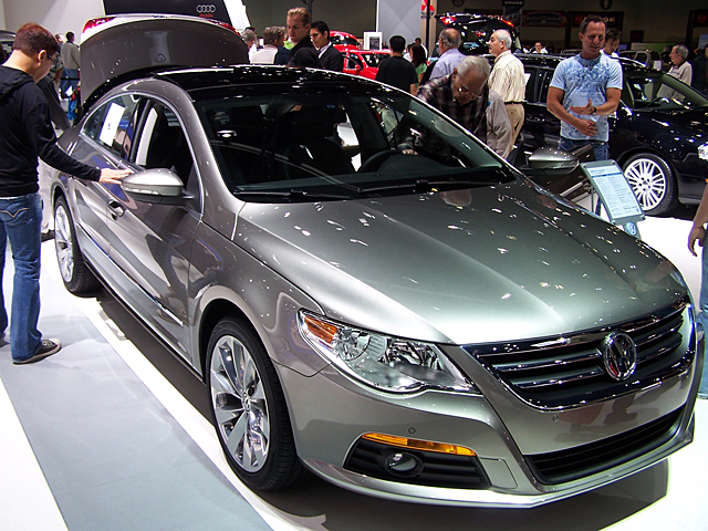 VW CC Luxury