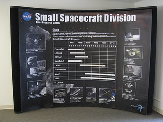 NASA Ames Small Spacecraft Division | by Alexander van Dijk