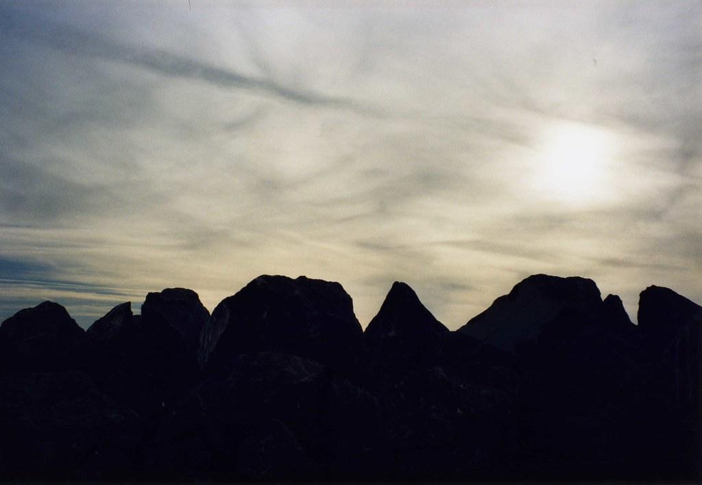 desolate mountains