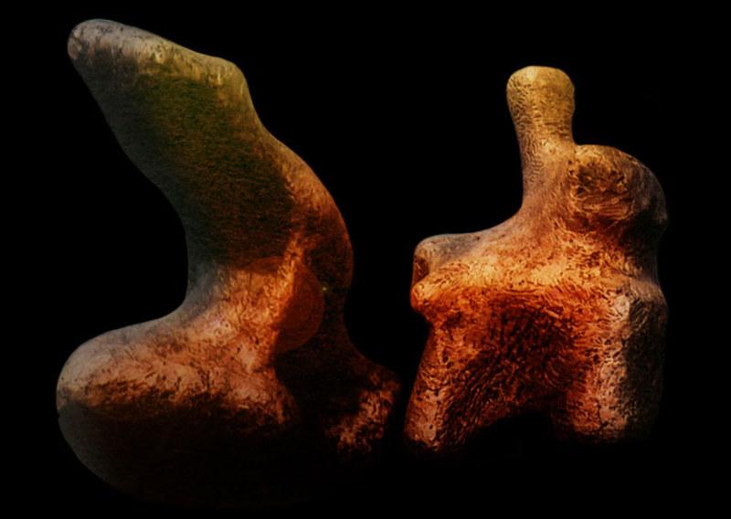 Continuidad Indivisible, Henry Moore Esculturas
