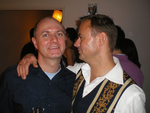 Richard & Stephen